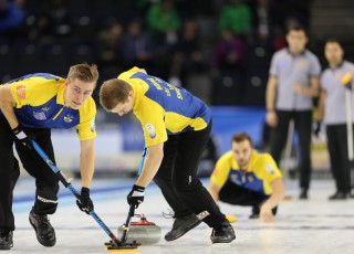 ECC 2016 Men Semi-final Gallery